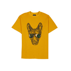Wardog With Aviator Sunglasses T-shirt