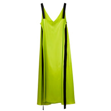 Silk Long Slip Dress