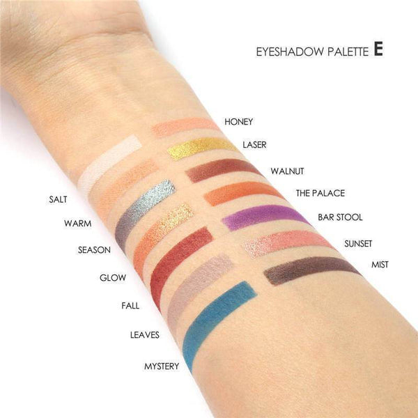 FOCALLURE EVERCHANGING Eyeshadow Palette