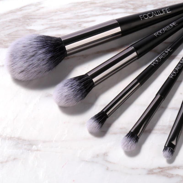 FOCALLURE 6 Pcs Makeup Brushes Set