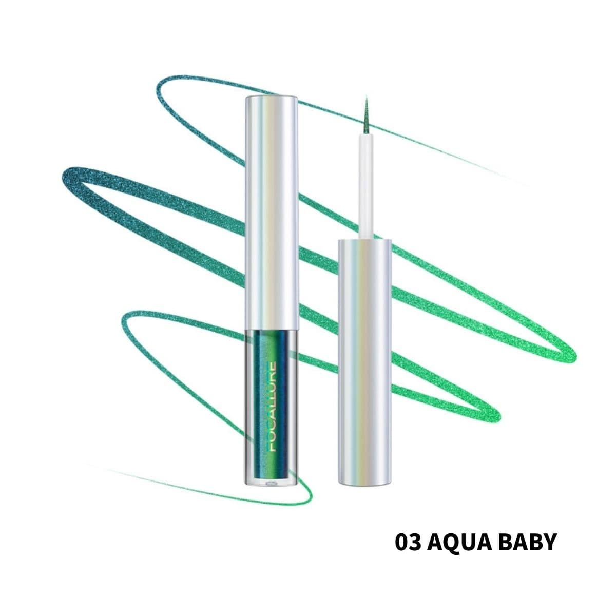 FOCALLURE SMOKEY Eyeshadow Palette #03