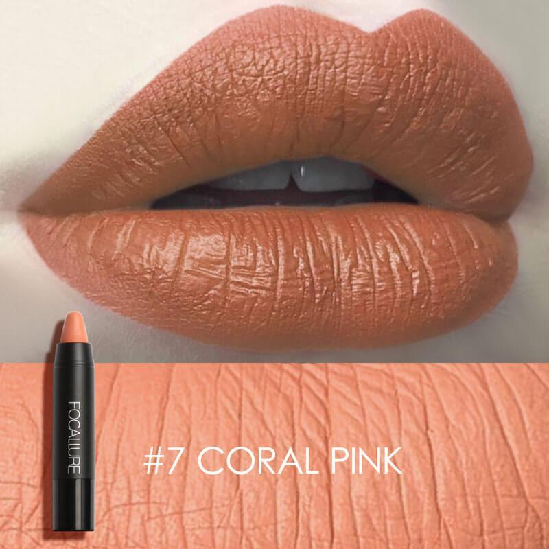 #07 Coral Pink