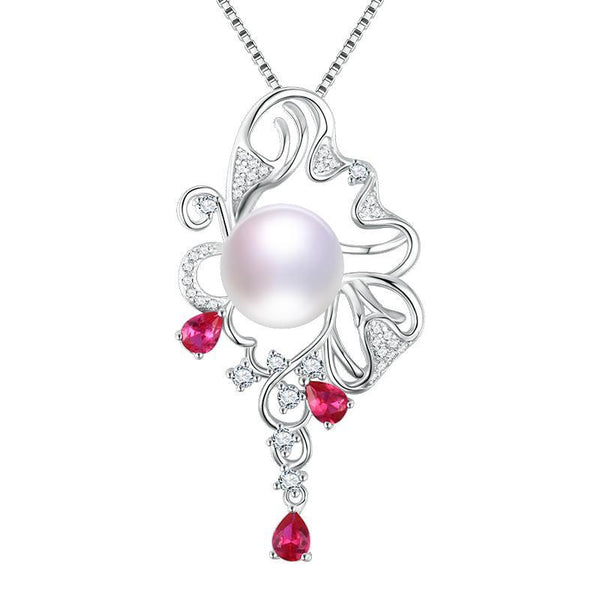 925 sterling silver natural pearls pendant eternal luxury shop 925 sterling silver natural pearls pendant aloadofball
