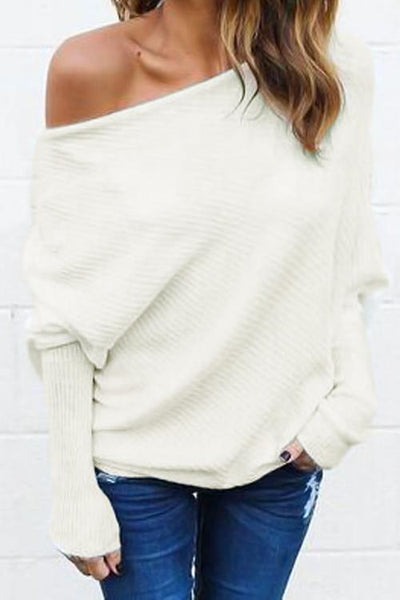 Simplicity Is The Most Striking Sweaters