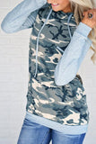 Need It Now Camouflage Pattern Hoodies