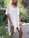 Swimwear Blouse Top Cover-ups