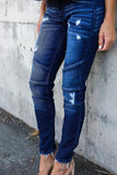 Hartford Distressed Skinny Jeans