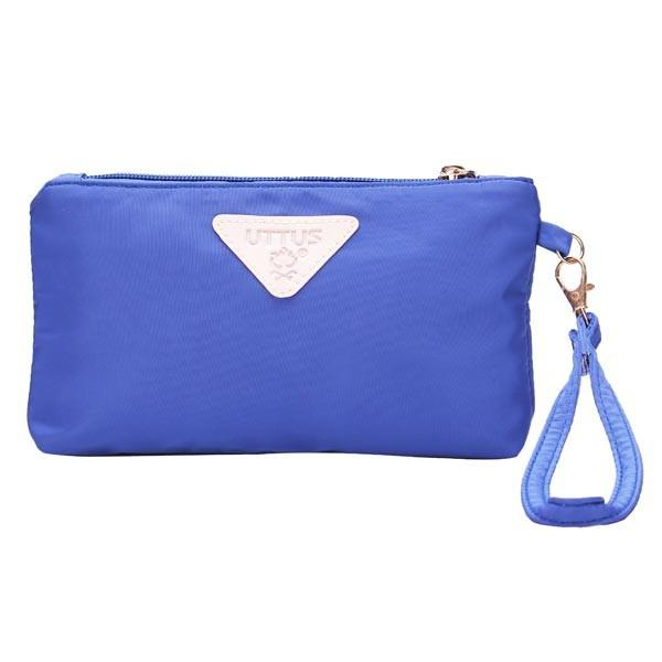 Fashion Women Candy Color Cion Bag Clutches Bag