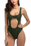 Sexy Women Love One-piece Swimsuit