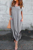 See Me Pocket Maxi Casual Dress