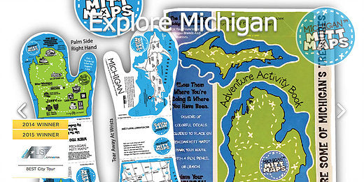 Michigan Mitt Maps