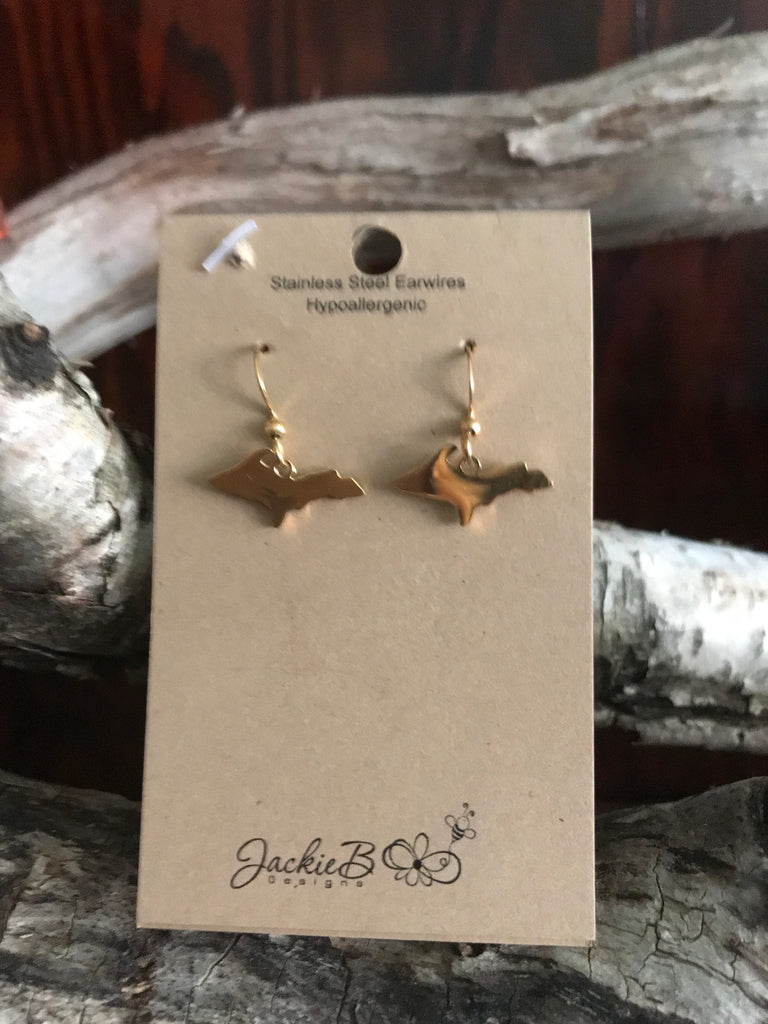 Jewelry - Earrings - U.P. Dangle
