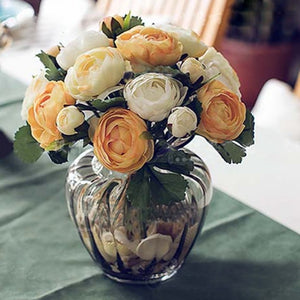 Beautiful Bouquet Several Color Choices - AtHomeWithZane