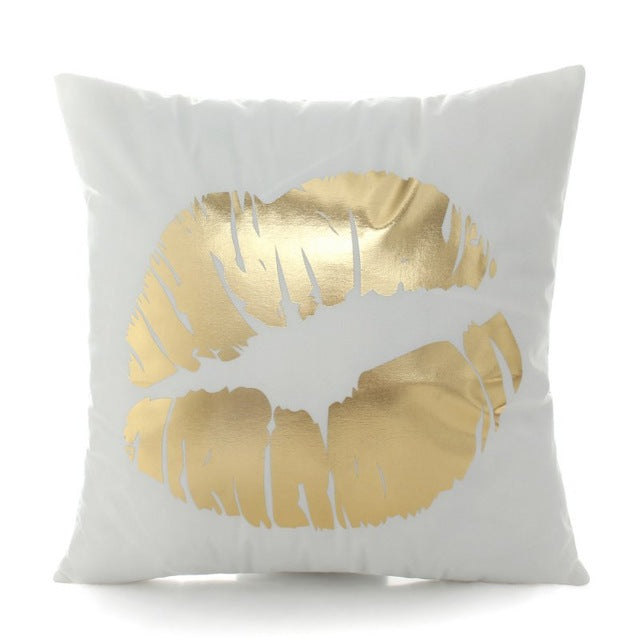 Glam Pillowcases Several Styles - AtHomeWithZane