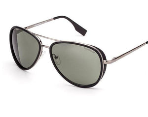 Woman's Pilot Coating Sunglasses With Metal Frame - AtHomeWithZane