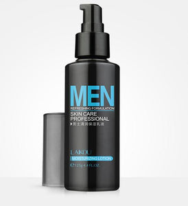 Men's Natural Skin Care Lotion - AtHomeWithZane