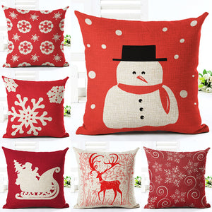 Holiday Pillowcases in Several Pattern Choices - AtHomeWithZane