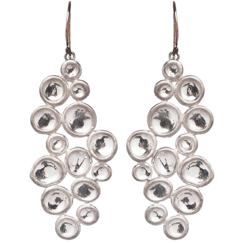 BUBBLE CLUSTER EARRINGS