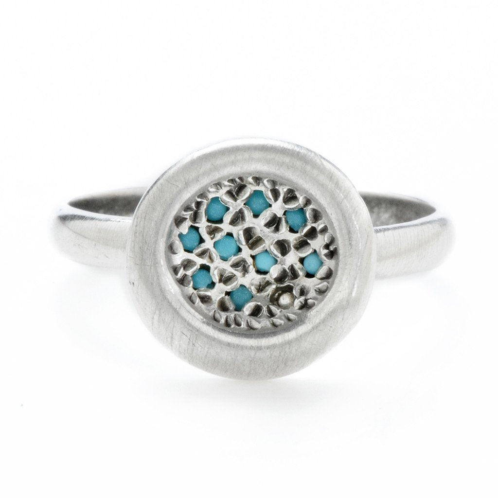 PAVE TURQUOISE