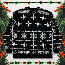 Load image into Gallery viewer, Brutal Knit Holiday Sweater
