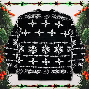 Brutal Knit Holiday Sweater