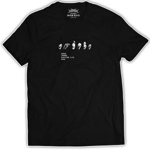 "Akeos ""Thumbs"" Black T-Shirt [LIMITED EDITION]"