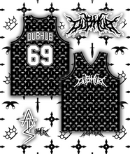 Load image into Gallery viewer, Brutal V Basketball Jersey