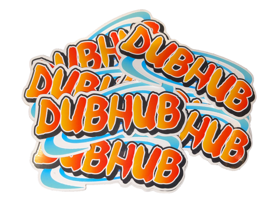 DubHub Ninja Sticker