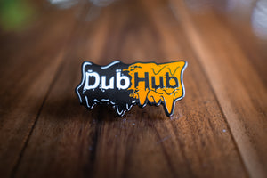DubHub Hat Pin v2