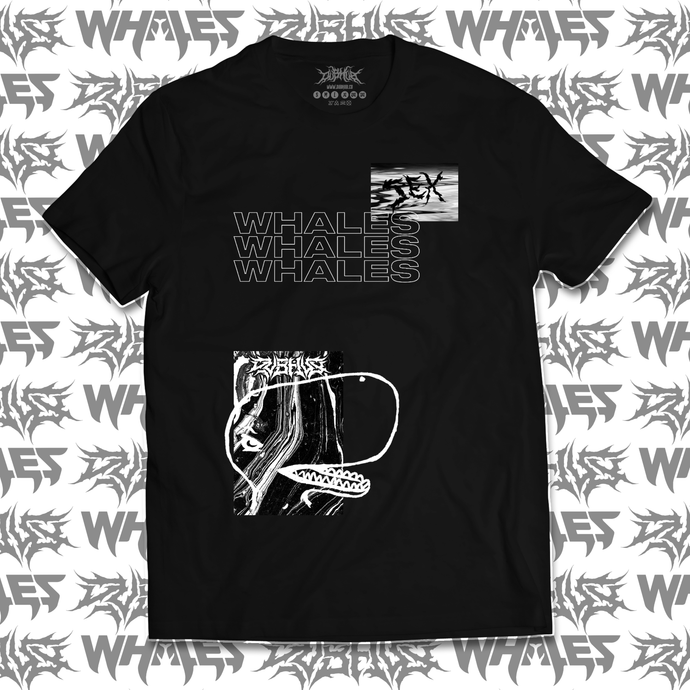 WHALES x DubHub T-Shirt [LIMITED EDITION] [PREORDER]