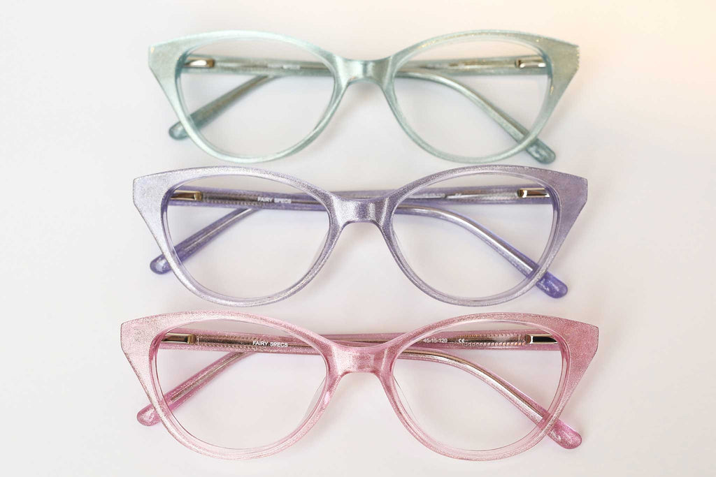 Glitter Glasses for girls