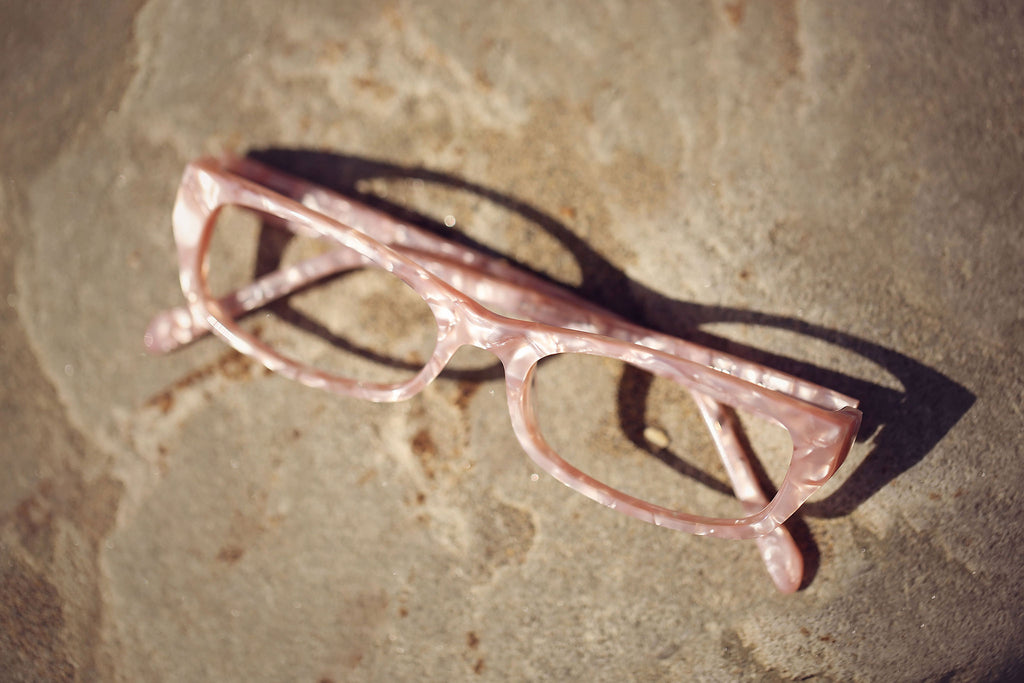 Irish designed pink kids glasses