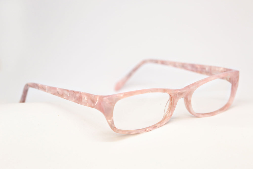 Fairy Specs pink coral children's glasses