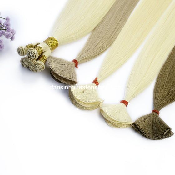 Luxury Handtied Hair Weft