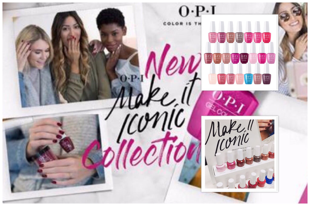 OPI Gelcolor - Make It Iconic