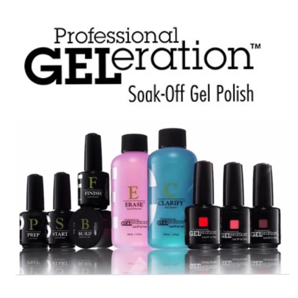 Jessica Geleration - Over 200 Colours. Free Shipping over £10
