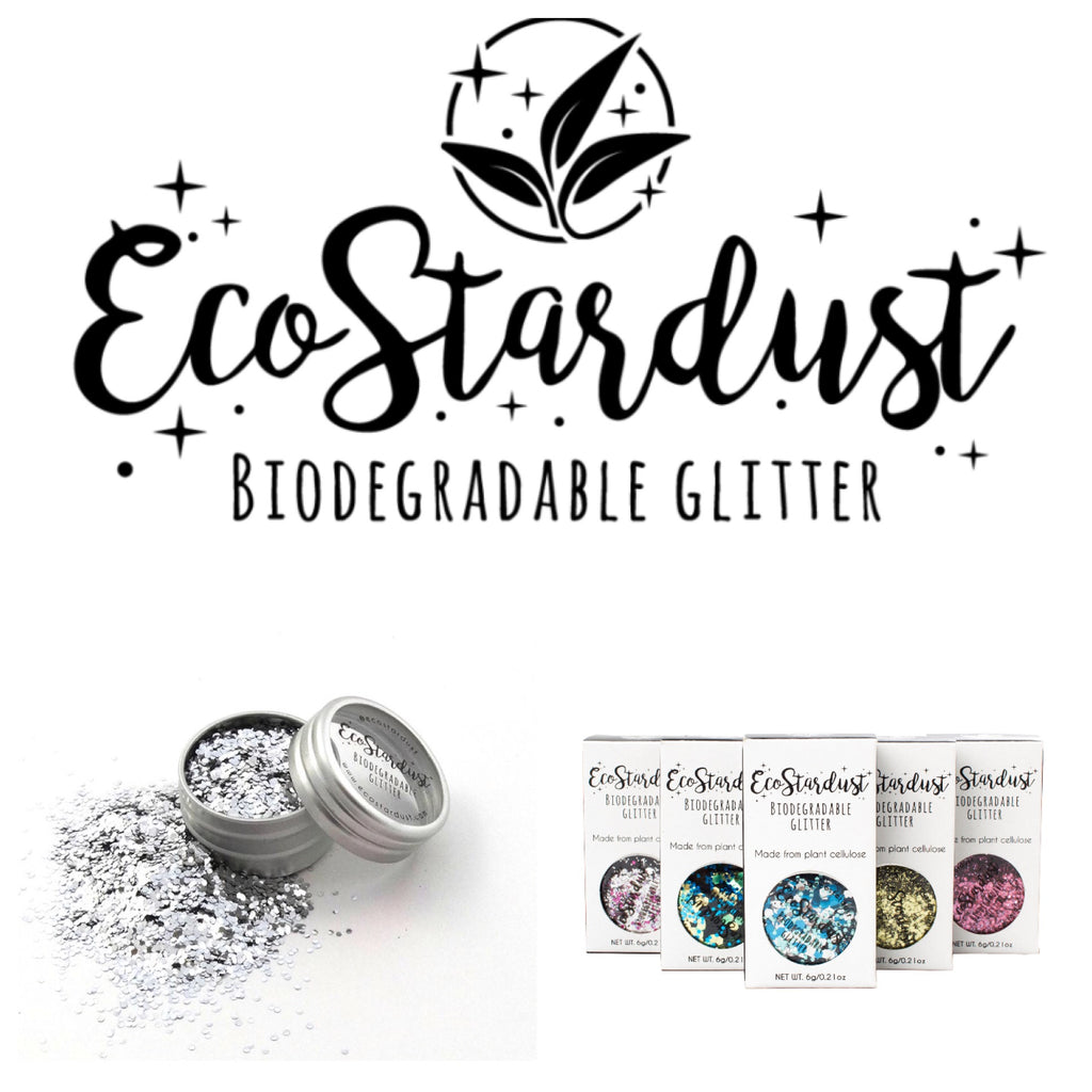 EcoStardust Biodegradable Glitter. Free Shipping Over £10