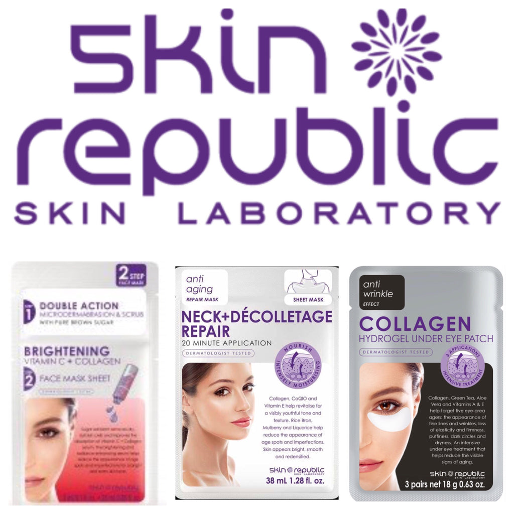 Skin Republic - FREE Shipping Over £10