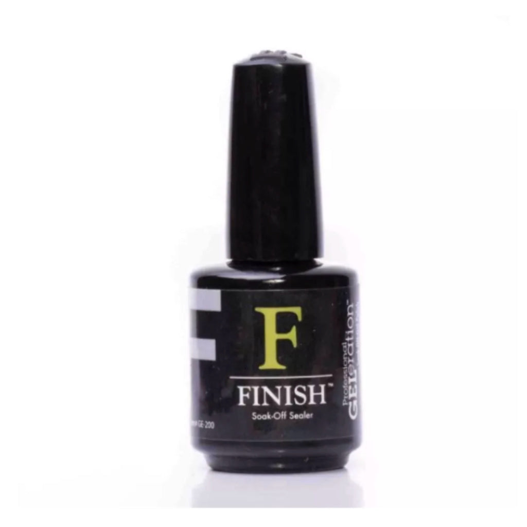 Jessica Geleration - Finish (Top Coat)