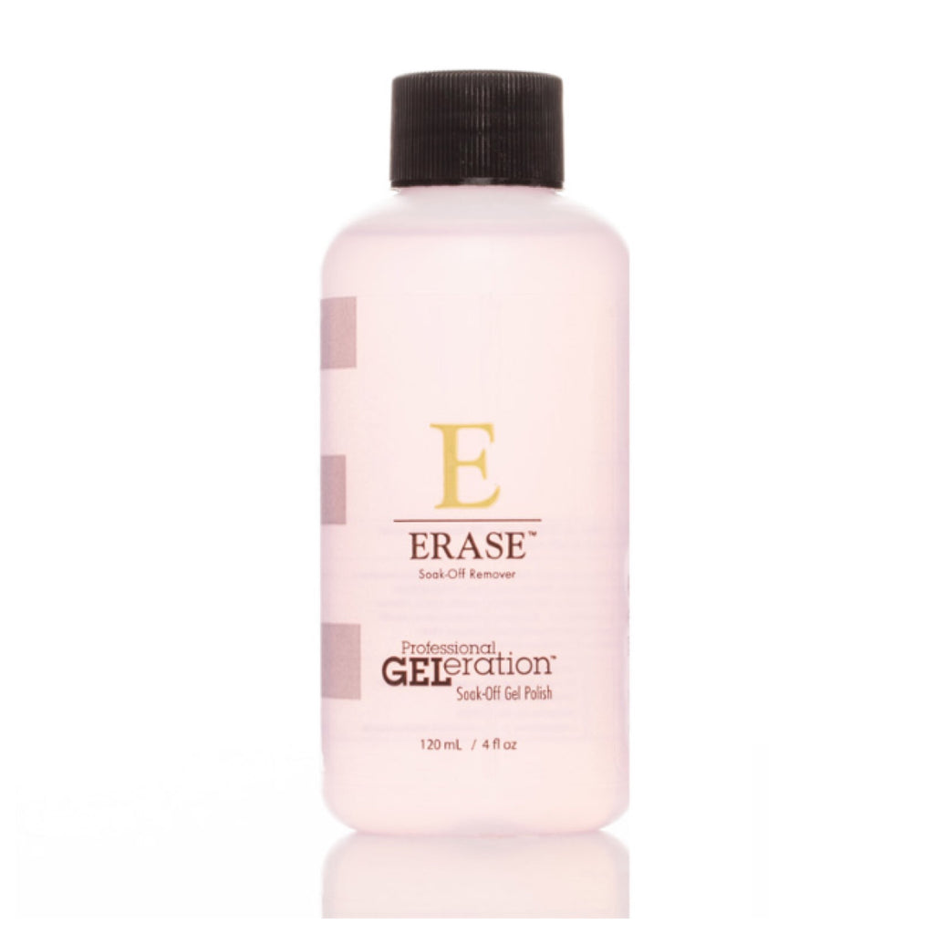 Jessica GELeration - Erase Soak Off Gel Remover 120ml