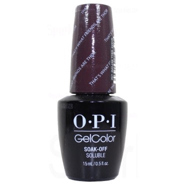 OPI GelColor - That's What Friends Are Thor 15 ml