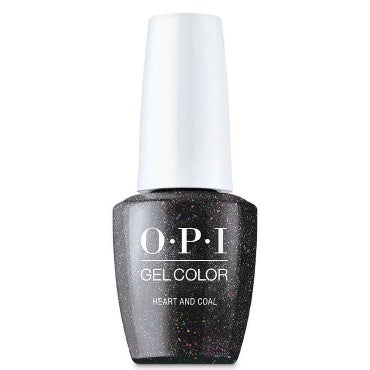 OPI GelColor - Heart and Coal (Shine Bright)