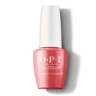 OPI GelColor - My Address Is HOLLYWOOD