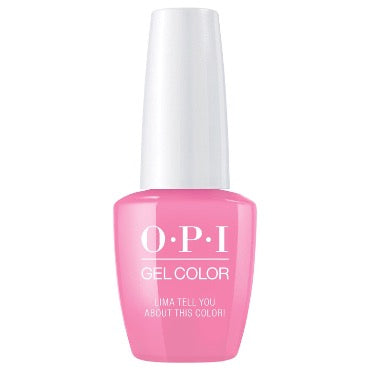 OPI GelColor - Lima Tell You About This Color 15ml