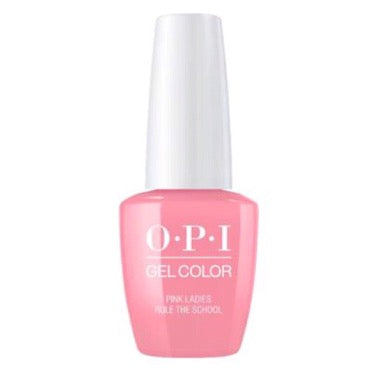 OPI GelColor - Pink Ladies Rule The School
