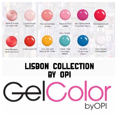 Lisbon Collection By OPI
