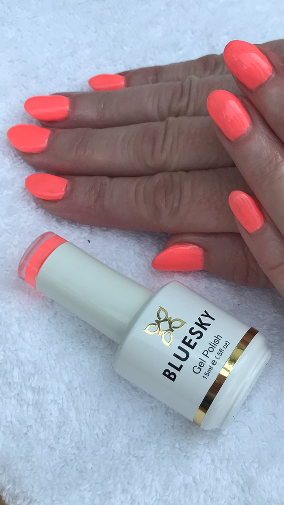 Bluesky Pro Gel Polish 15ml - Sunset QXG109