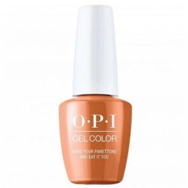 Opi Gelcolor - Have Your Panettone And Eat It Too: