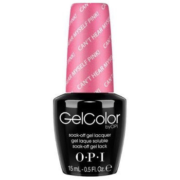 OPI Gelcolor - Can't Hear Myself Pink 15 ml