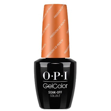OPI GelColor - Freedom Of Peach 15 ml
